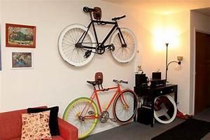 Einbauschränke Für Dachschrägen Selber Bauen : fahrradhalter f r wand selber bauen dekoking diy bastelideen dekoideen zeichnen lernen ~ Markanthonyermac.com Haus und Dekorationen