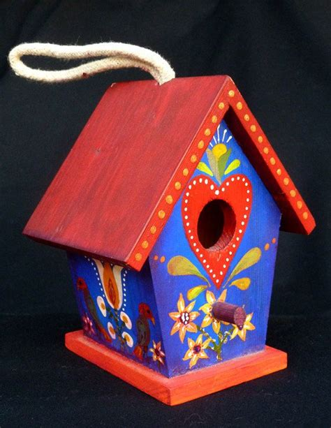 what color to paint a birdhouse painted birdhouse designs woodworking projects plans