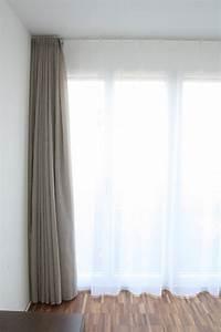 Blickdichte Vorhänge Verdunkelung : dekovorhang new york modern beige hellbeige grau ~ Indierocktalk.com Haus und Dekorationen