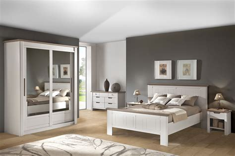 chambre grise et taupe awesome chambre grise et blanc moderne contemporary