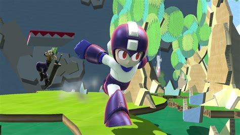 dark megaman super smash bros wii  skin mods