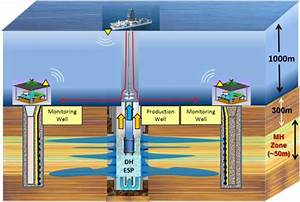 Schematic Of Offshore Production Test Setting