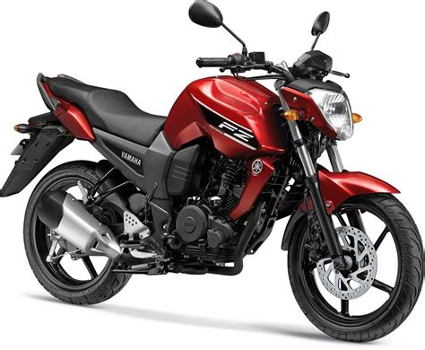 Yamaha Suzuki Of by 2014 Yamaha Fz16 Fz S Fazer New Colours Pics Price