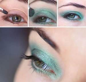 Maquillage Yeux Tuto : maquillage garden party dieu cr a la femme ~ Nature-et-papiers.com Idées de Décoration