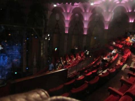 Eventim Apollo Standing by Stalls Post Show Picture Of Apollo Victoria Theatre