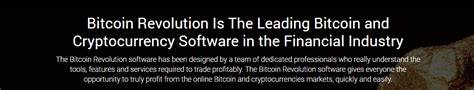 Read our financial experts' comprehensive review of bitcoin revolution. Bitcoin Revolution Review 2020 - Find if its Scam or Legit?