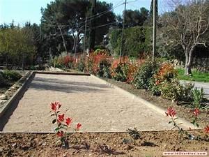 Terrain De Petanque Sans Decaisser : comment construire ton terrain de petanque petanque ~ Melissatoandfro.com Idées de Décoration