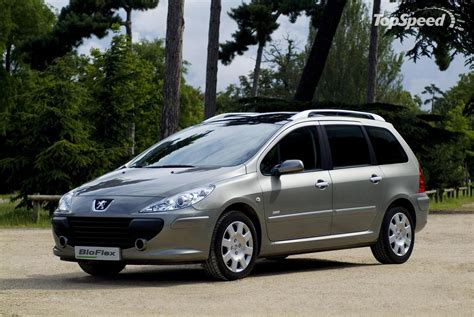 Peugeot Station Wagon by 2007 Peugeot 307 Station Wagon Pictures Information And