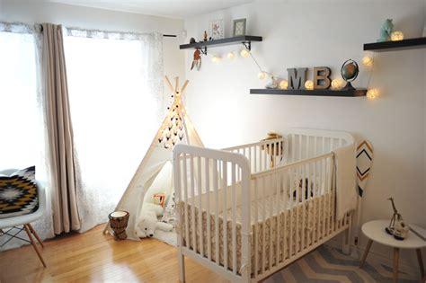chambre bébé autour de bébé avant après une chambre de bébé vintage bohème avec