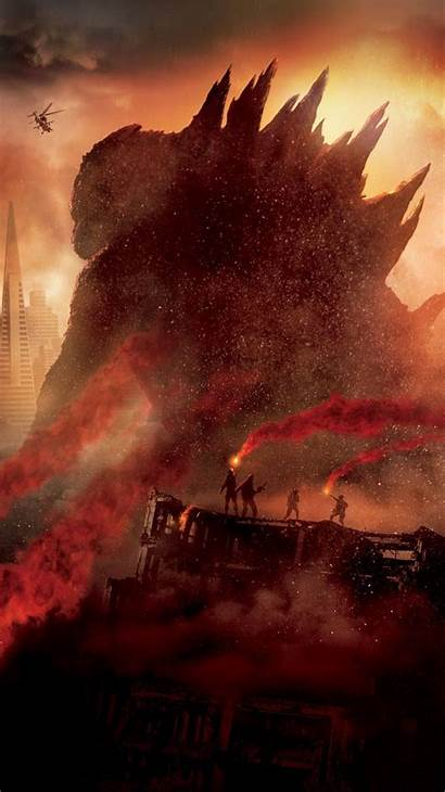 Godzilla Phone Wallpapers Backgrounds Wallpaperaccess