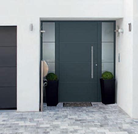porte d entree aluminium e design