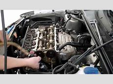 VR6 Upper Timing Chain Guide Replacement How to DIY Golf