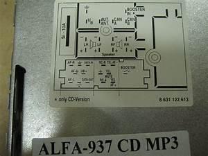 Alfa Romeo 147 Stereo Wiring Diagram