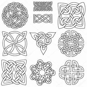 Dessin Symbole Viking : une s rie de dix dessins celtiques pr ts se colorer broderie pinterest celtique s rie ~ Nature-et-papiers.com Idées de Décoration