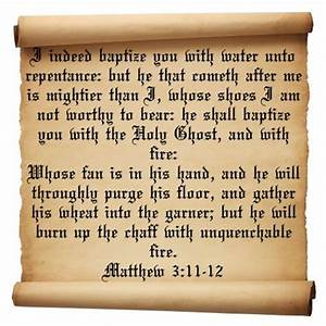 Famous bible quotes, meaningful, deep, sayings, fire ...