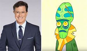 Rick and Morty cameos: Who are the celebrity guest voice ...