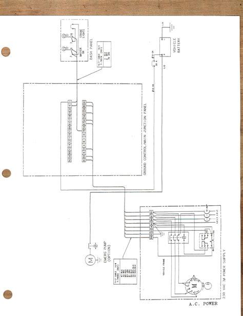 Telsta A28d Bucket Truck Manual