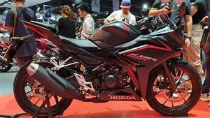 All New Honda Cbr 150r 2019 Black