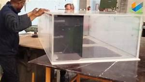 Aquarium Selber Bauen Plexiglas : 1 5 wir bauen ein meerwasser aquarium showtank schuran tutorial meerwasser live tv youtube ~ Watch28wear.com Haus und Dekorationen