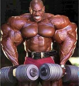 can strongmen take steroids