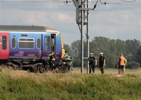 Driver Dies After Train Crashes Into Car On Level
