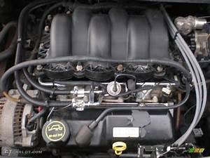 2002 Ford Windstar Limited 3 8 Liter Ohv 12v V6 Engine