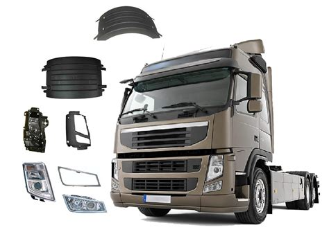 who makes volvo trucks 21078543 82094743 fog l frame made in taiwan volvo