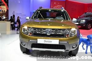 Dacia Duster 2015 : 2016 dacia duster front at iaa 2015 ~ Medecine-chirurgie-esthetiques.com Avis de Voitures