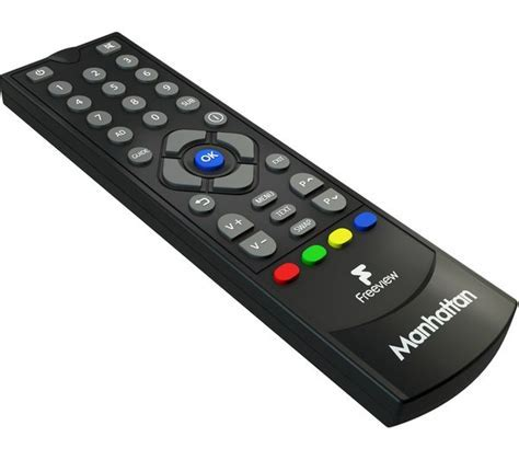 Buy MANHATTAN T1 Freeview HD Set Top Box   Free Delivery