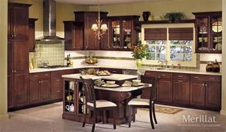Merillat Kitchen Cabinets Merillat Classic 174 Somerton Hill In Maple Sedona Merillat