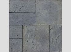 Nantucket Pavers PatioonaPallet 120 in x 120 in Gray
