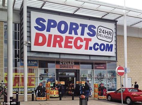 sports direct branded  sweatshop  channel
