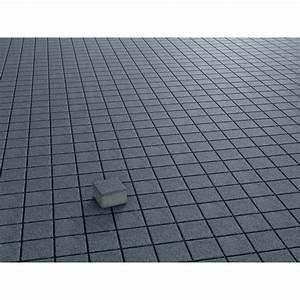 Fugensand Anthrazit Obi : quadrat pflaster beton anthrazit gewaschen 10 cm x 10 cm x ~ Michelbontemps.com Haus und Dekorationen