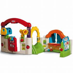 Little tikes garden activity center smalltowndjscom for Little tikes garden activity center