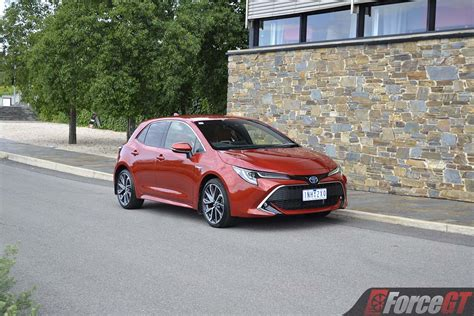 toyota corolla zr hybrid hatch review