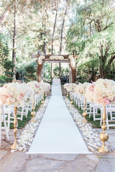 25 rustic outdoor wedding ceremony decorations ideas 25 rustic outdoor wedding ceremony decorations ideas