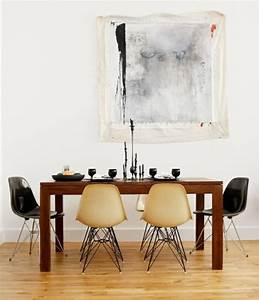 Esstisch Stühle Beige : 105 wohnideen f r esszimmer design tischdeko und essplatz im garten ~ Markanthonyermac.com Haus und Dekorationen
