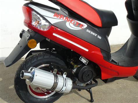 scooter 50cc city scooter pas cher 50 cm3 wangye neuf au prix occasion
