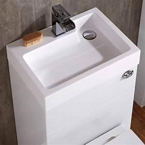 Reservoir Wc Lave Main : lave main wc gain de place linton ~ Premium-room.com Idées de Décoration