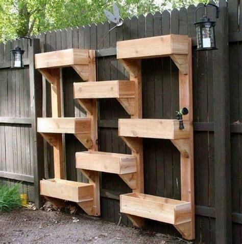 Vertical Garden Boxes by Vertical Garden Planter Boxes Ideas Vegetable Gardening