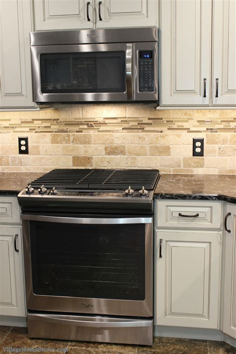 what is a kitchen range gas range with microwave bestmicrowave