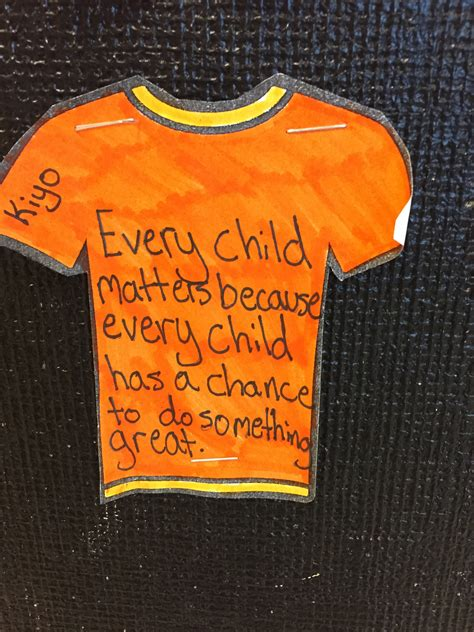 orange shirt day  langley schools
