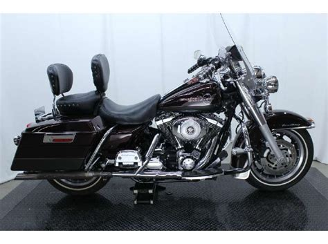2005 Harley Davidson Road King For Sale by 2005 Harley Davidson Flhr Flhri Road King For Sale On 2040