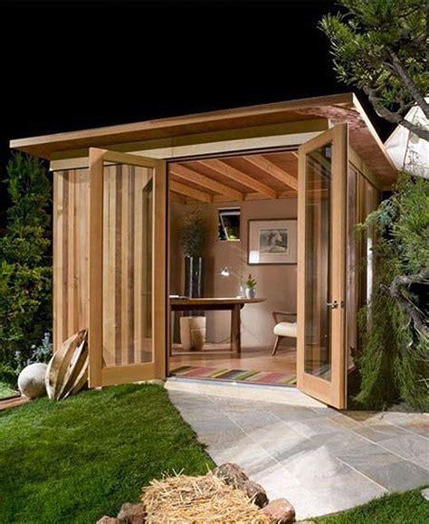 small backyard sheds at it looks like a regular backyard shed but just