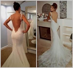 lace low back wedding dress wedding dresses wedding ideas With sexy back wedding dress
