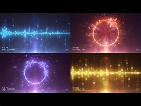 Several additional downloads and resources are available to extend and enhance magic's visuals. After Effects Template : Audio Spectrum Music Visualizer   waveforms   Pinterest   After effects ...