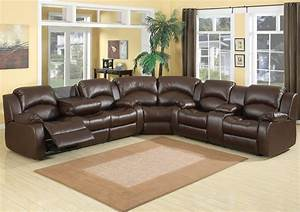rustic leather sectional sofa smileydotus With large rustic sectional sofa