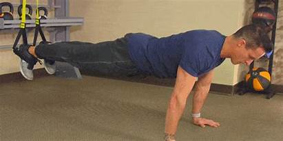 Trx Training Runners Running Moves Plank Exercises