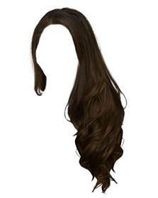 Transparent Clip Art Long Hair
