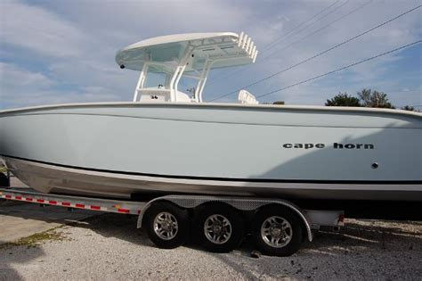 Cape Horn Boats Milton Florida by Cape Horn New And Used Boats For Sale
